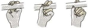 Хват в подтягиваниях на одной руке