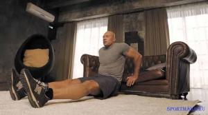 Как накачать трицепс в домашних условиях